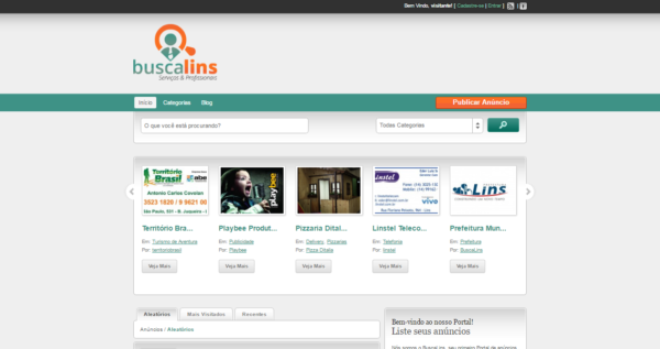 Site BuscaLins