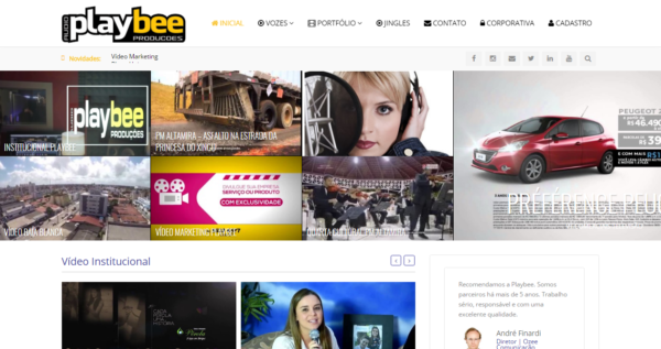 Site Playbee